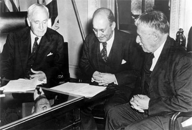 The War Refugee Board is established by President Franklin D. Roosevelt