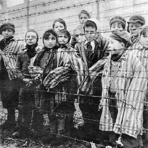 Gypsy and African-German children are expelled from public schools