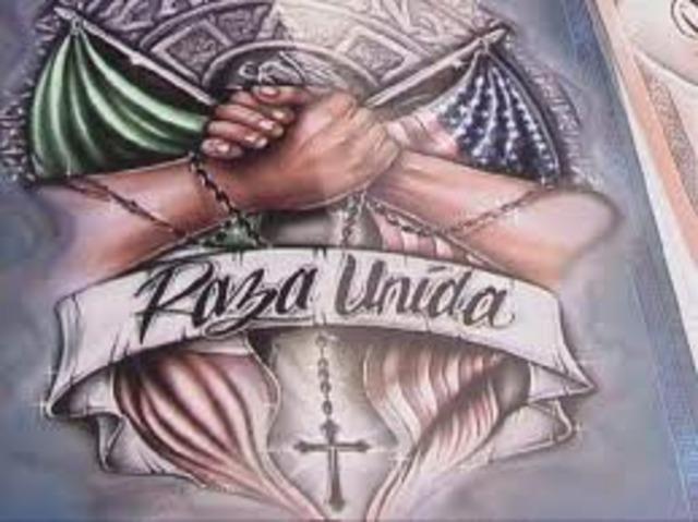 la raza unida
