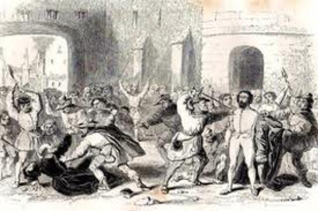 The September Massacre