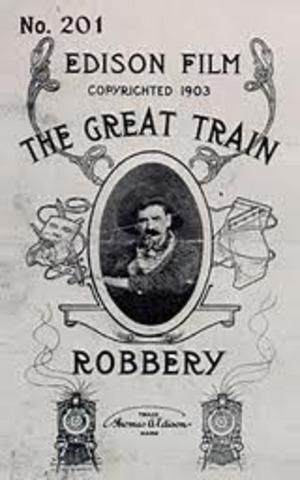 """Asalto y robo de un tren"""