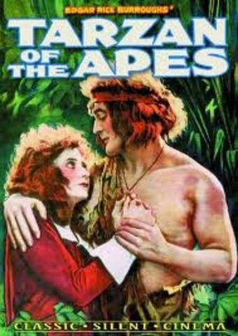 """""""Tarzan de los monos"""""""