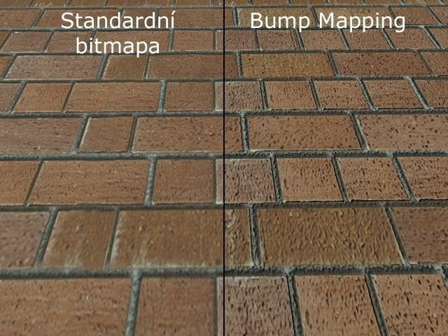 Cund Bumpmapping