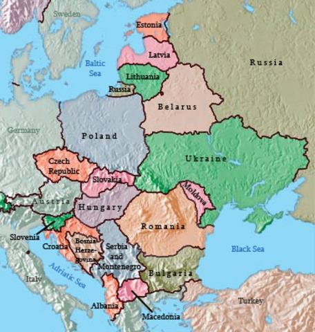 Russia annexes