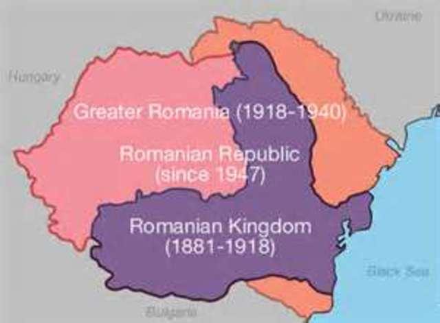 Hungary and Romania