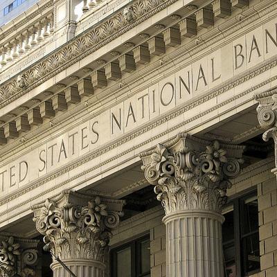 Banking History timeline