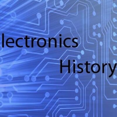 Electronics history timeline