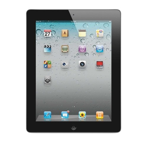 iPad 2 launched