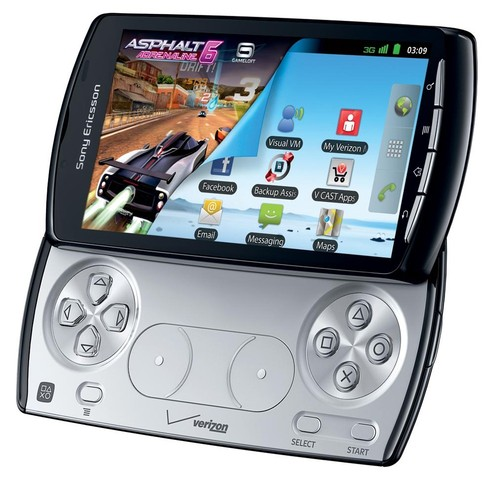 Xperia Play was put on the market
