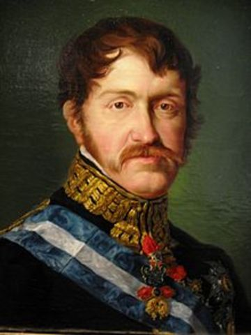 The Infante Carlos of Spain