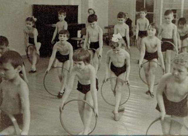 Открытые физкультурные занятия