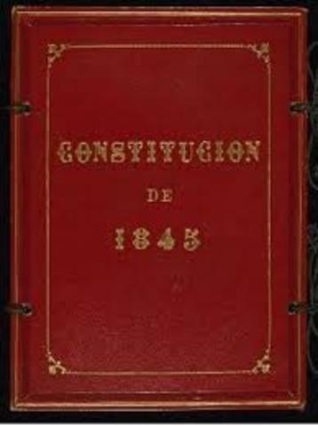 Constitution 1845