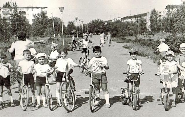 """""""День велосипедиста"""""""