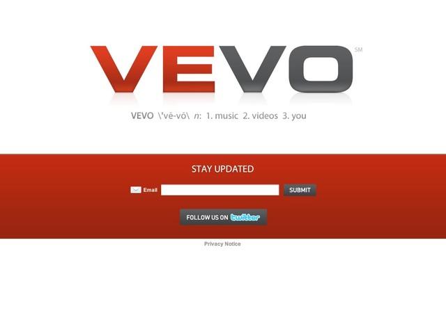 The Availability of Vevo