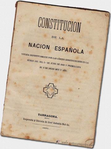 Constitution 1869