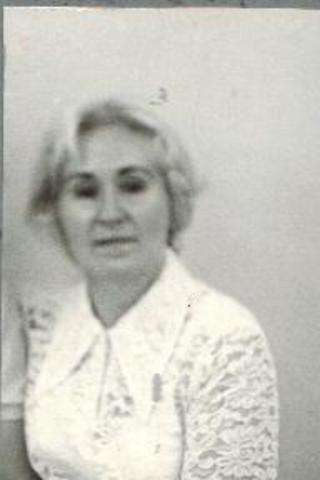 Шохина Валентина Михайловна