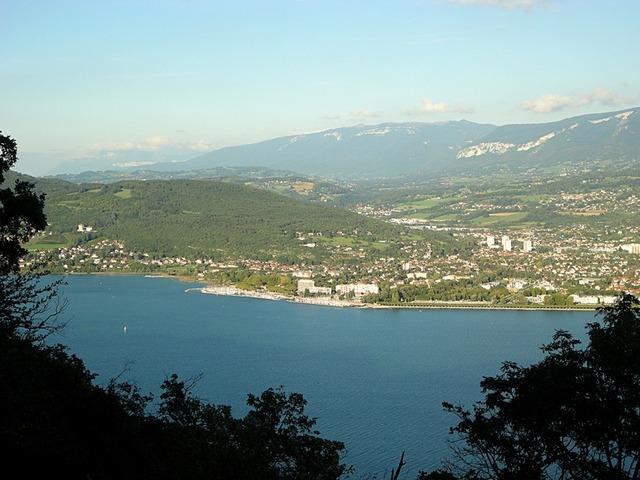 Séjour à Aix en Savoie