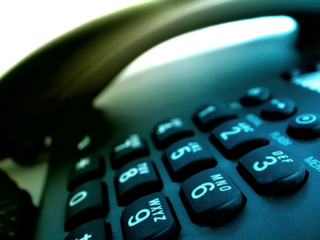 Summary of Phone Lines Open