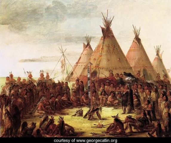 Sioux uprising in Minnesota