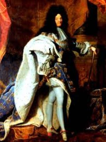 Achievements of Louis XIV