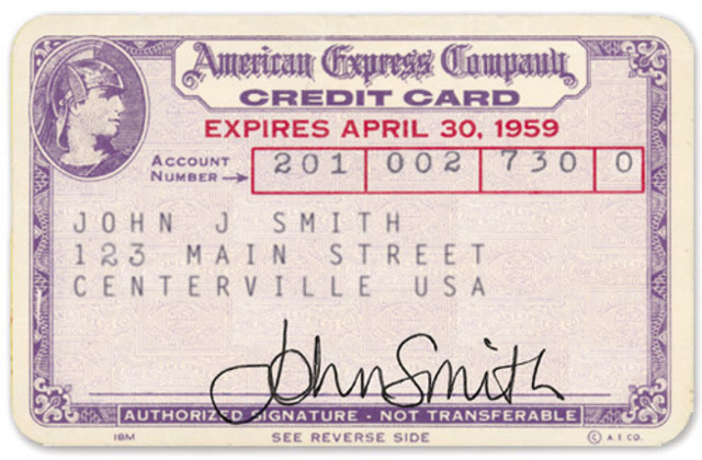 1920-1980 Credit made available to most Americans