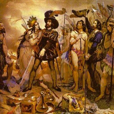 Conquista Americana timeline