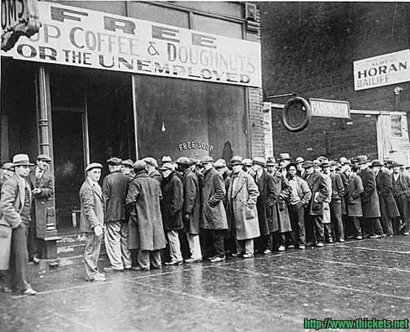 Great Depression 1930s