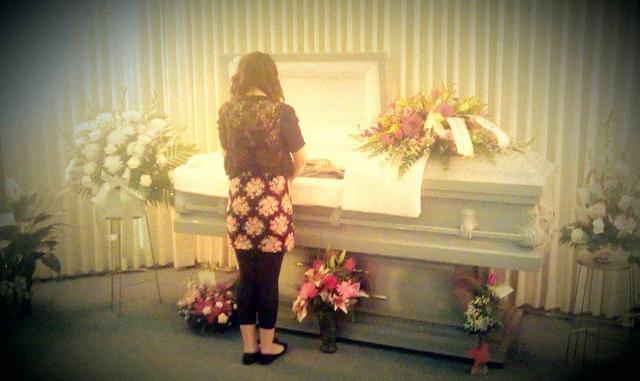 My grandmothers passing...