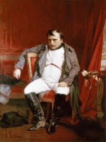 Napoleon's Fall