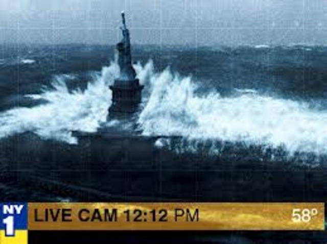 Hurricane named Sandy?