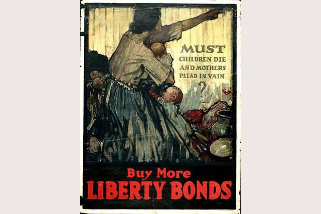 1914-1918 War Debt from WWI