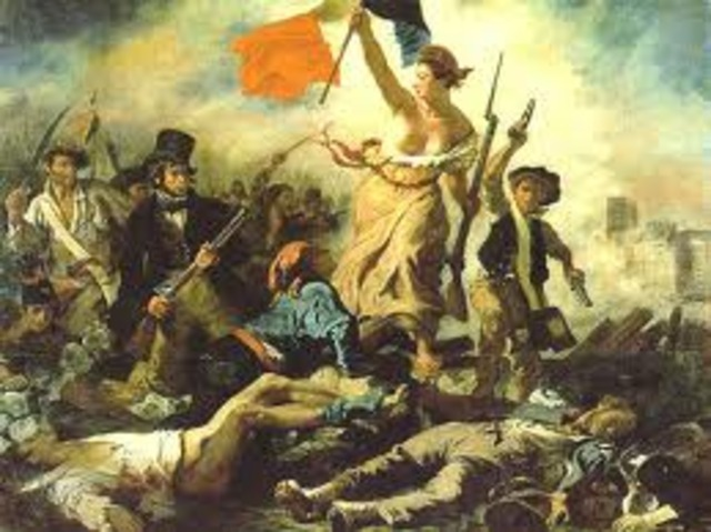 The French Revolution begings