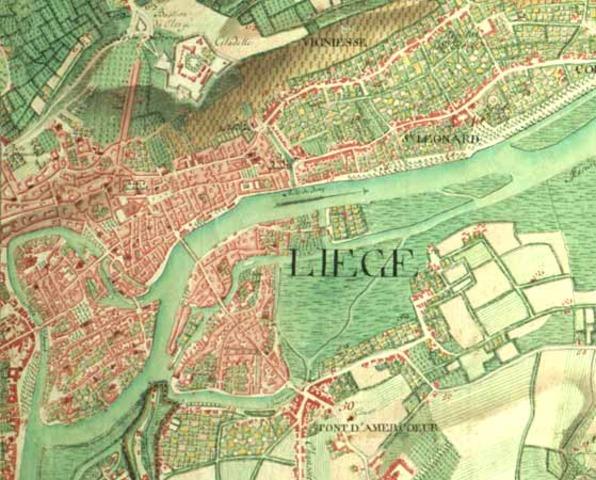 Séjour à Liège