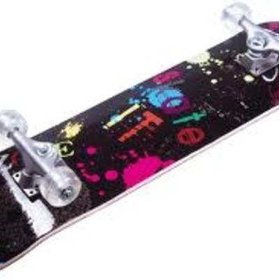 Skateboards timeline