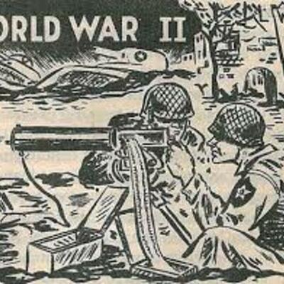 Key Events in America During WWII timeline