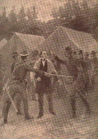 Jeferson Davis Captured
