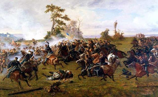 Saylor's Creek may be war's last battle