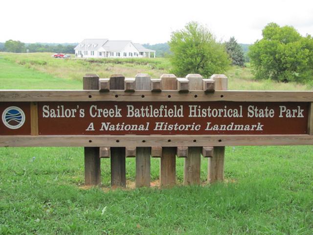 Civil War Last Battle: Saylor's Creek