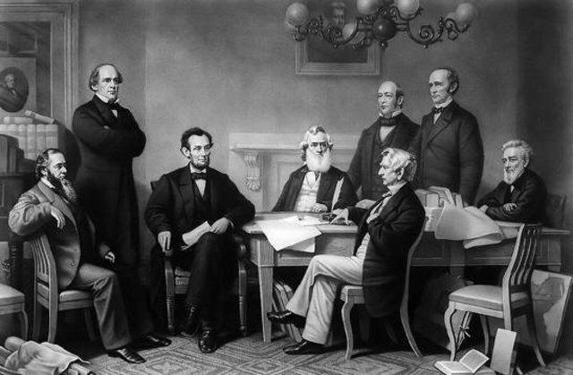 President Lincoln Tours Rebel Capital