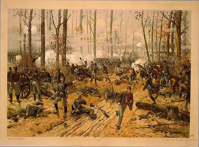Saylors Creek May Be The Wars Last Battle