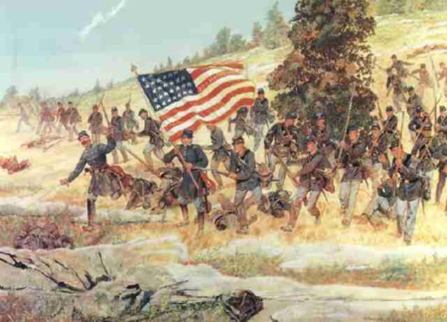 Gettysburg is crucial Union victory