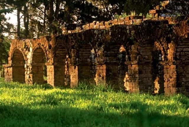 Primeras misiones jesuitas en Paraguay
