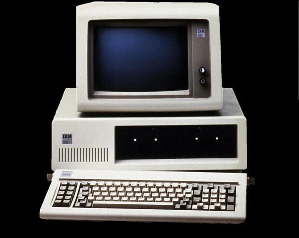 IBM Introduced the IMB-PC