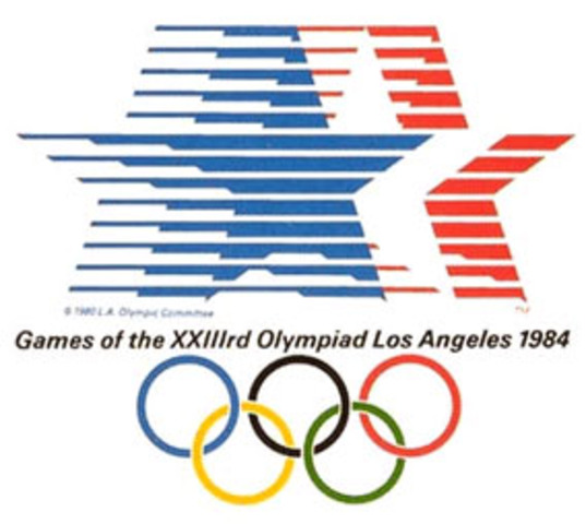 Olympic Games Opening Ceremony in LA