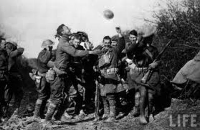 Fin I Guerra Mundial