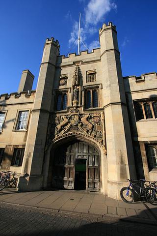 Christ's College de Cambridge.
