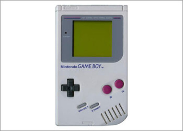 Nintendo Launches GameBoy in North America