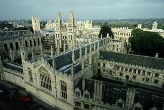 Debate en la Universidad de Oxford.