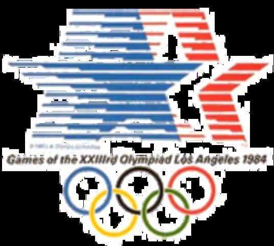 Summer Olympics in Los Angeles