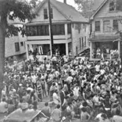 The History of The Mifflin Street Block Party timeline